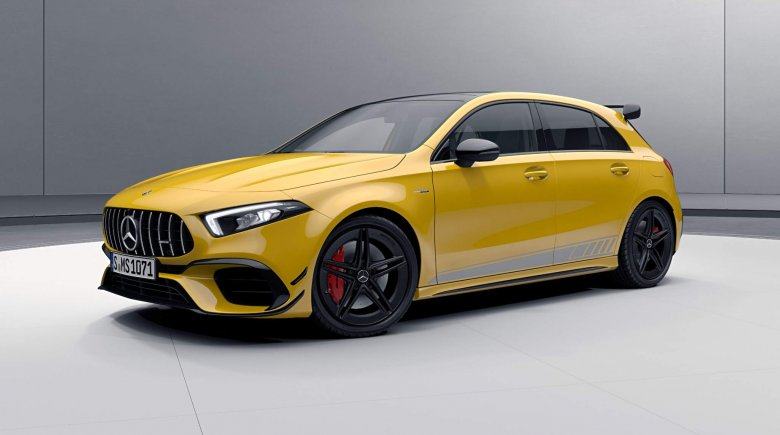 Mercedes AMG A 45 s 4MATIC Edition 1